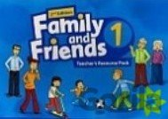 Kniha Family and Friends 1 - Teacher's Resource Pack - Naomi Simmons