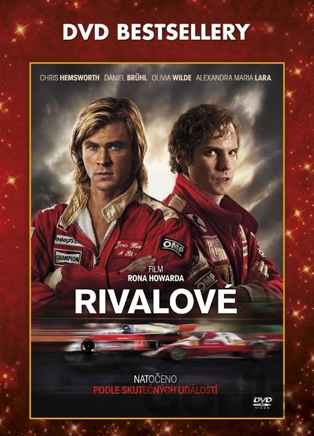 DVD Rivalové - Ron Howard