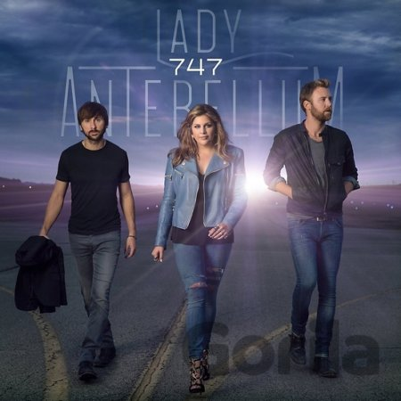 CD album LADY ANTABELLUM - 747 (CD)
