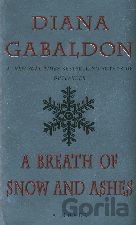 Kniha A Breath of Snow and Ashes - Diana Gabaldon