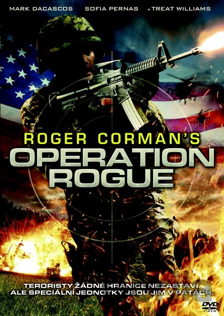 DVD Operation Rogue - Brian Clyde