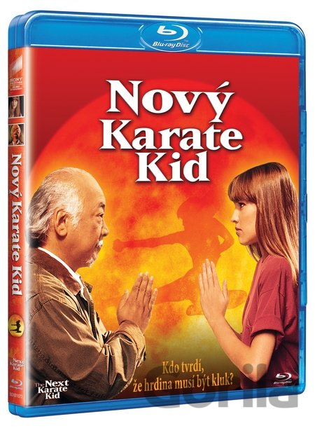 Blu-ray Nový Karate Kid (1994) - Christopher Cain