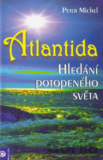 Kniha Atlantida - Peter Michel