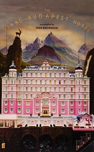 Kniha Grand Budapest Hotel (Wes Anderson) - Wes Anderson