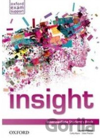 Kniha Insight - Intermediate - Student's Book - Jayne Wildman