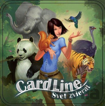 b7125973f Spoločenská hra: Cardline: Svet zvierat za 14,79€ | Gorila
