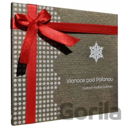 CD album VARIOUS: VIANOCE POD POLANOU (DIGIPACK SO STUZKOU)