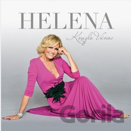 CD album VONDRACKOVA, HELENA - KOUZLO VANOC (CD)