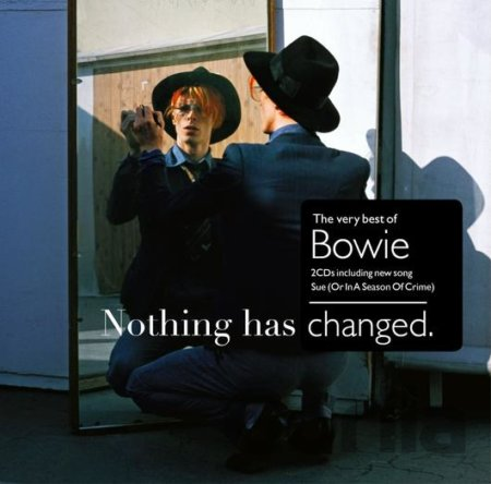 CD album BOWIE DAVID: NOTHING HAS CHANGED (THE BEST OF DAVID BOWIE) (  2-CD)