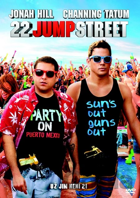 DVD Jump Street 22 - Phil Lord, Chris Miller