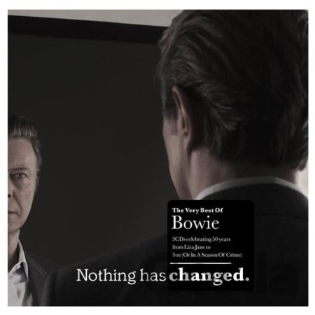 CD album Bowie, David - Nothing Has Changed (3 CD)
