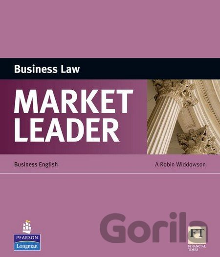 Kniha Market Leader - Intermediate - Business Law - A. Robin Widdowson