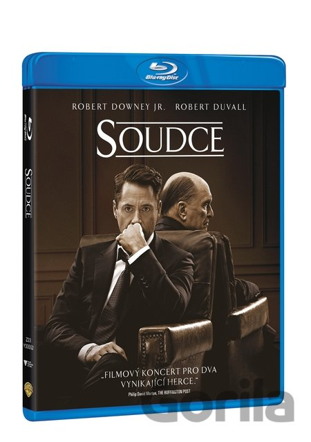 Blu-ray Soudce (2014 - Blu-ray) - David Dobkin