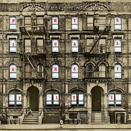 CD album LED ZEPPELIN - PHYSICAL GRAFFITI (REMASTER 2015) (2CD)