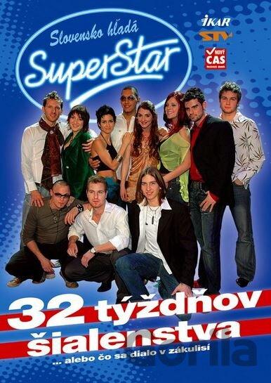 Kniha  Slovensko hľadá SuperStar za 0 c00636d6f38