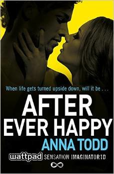 Kniha After Ever Happy (Anna Todd) - Anna Todd