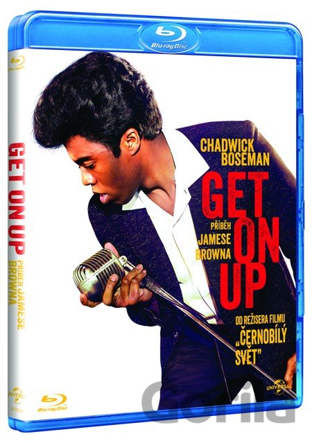 Blu-ray Get On Up - Příběh Jamese Browna (Blu-ray) - Tate Taylor