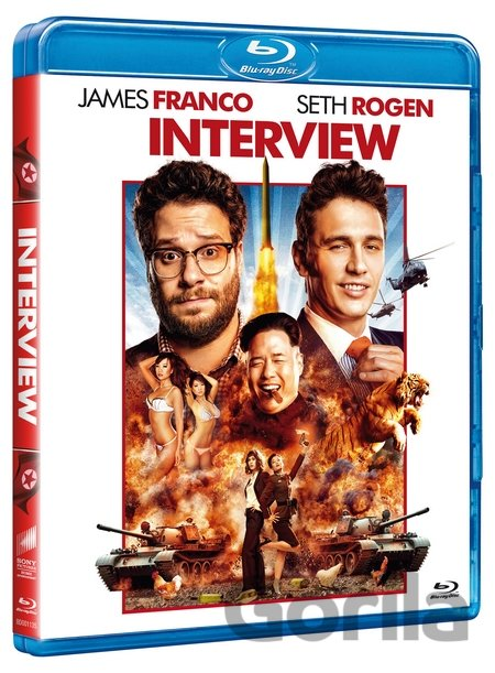Blu-ray Interview (Blu-ray) - Evan Goldberg, Seth Rogen