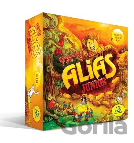 38b388bc6 Spoločenská hra: Párty Alias Junior [CZ] [Stolní hra] za 22,70€ | Gorila