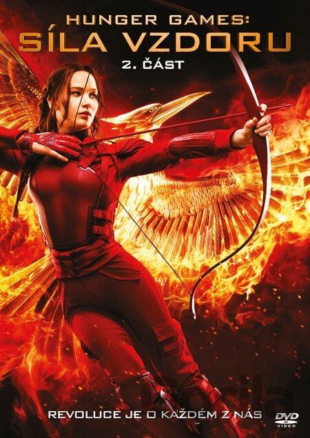 3ee348bae Film: Hunger Games: Síla vzdoru - 2. část (Hry o život: Drozdajka 2 ...