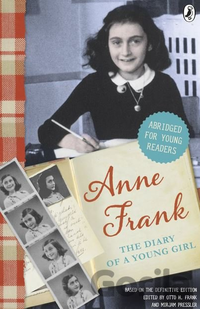 Kniha The Diary of Anne Frank (Anne Frank) - Anne Frank