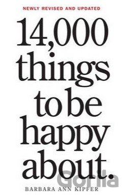Kniha 14, 000 Things to be Happy About (Revised) - Barbara Ann Kipfer