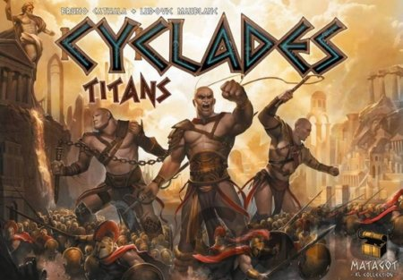 Hra Cyclades: Titans