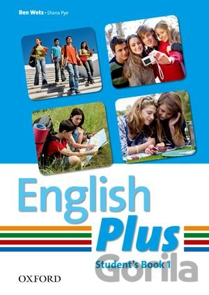 Kniha English Plus 1 Student´s Book (Ben Wetz) - Ben Wetz, Diana Pye