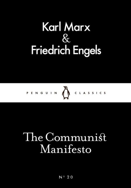 Kniha The Communist Manifesto (Little Black Classic... (Karl Marx, Friedrich Engels) - Friedrich Engels, Karl Marx