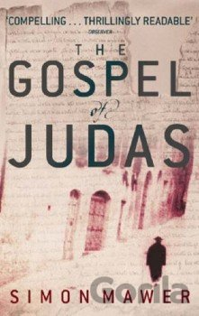 Kniha The Gospel of Judas (Simon Mawer) - Simon Mawer