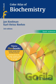 Kniha Color Atlas of Biochemistry - Jan Koolman