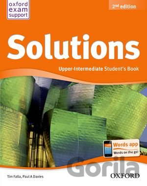 Kniha Solutions 2nd ed:Upper-Intermediate: Student´s Book (Falla Tim, Davies Paul A.) - Tim Falla, Paul A. Davies