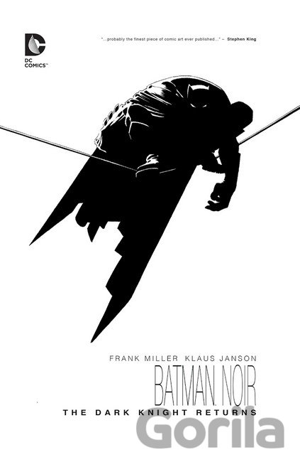 Kniha Batman Noir: The Dark Knight Returns - Frank Miller