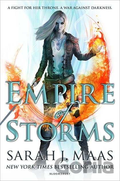 Kniha Empire of Storms (Throne of Glass) (Sarah J. Maas) - Sarah J. Maas