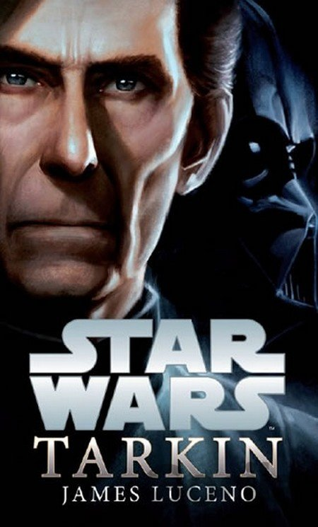 Kniha Star Wars - Tarkin - James Luceno