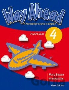 Kniha Way Ahead 4 - Pupil's Book - Mary Bowen, Printha Ellis