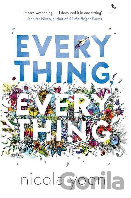 Kniha Everything, Everything (Nicola Yoon) (Paperback) - Nicola Yoon