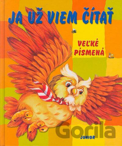 d4bf44540 Kniha: Ja už viem čítať-veľké písmená (Guile Gill, Bukovenová ...