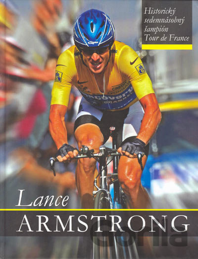 Kniha Lance Armstrong [SK] -