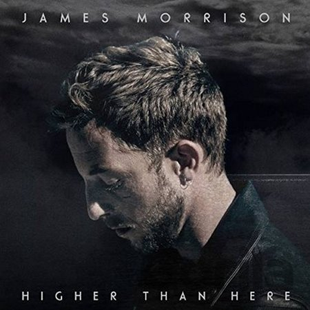 CD album MORRISON JAMES: HIGHER THAN HERE