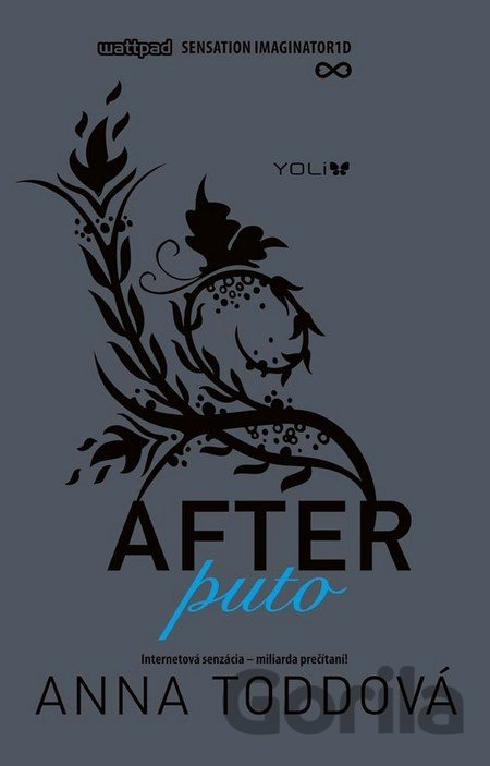 Kniha After 4: Puto - Anna Todd