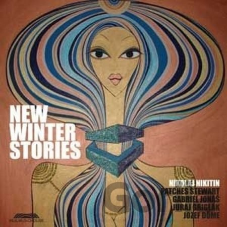 CD album NIKITIN NIKOLAJ: NEW WINTER STORIES