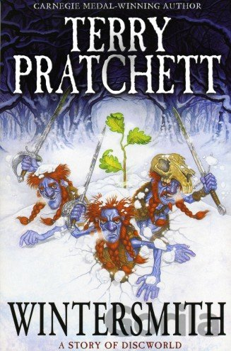 Kniha Wintersmith - Terry Pratchett