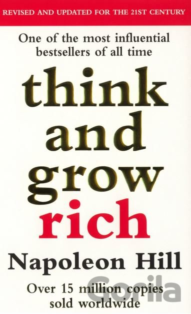 Kniha Think and Grow Rich (Napoleon Hill) (Paperback) - Napoleon Hill