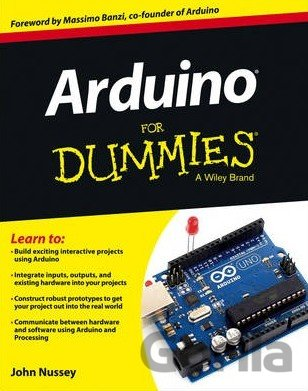 Kniha Arduino for Dummies - John Nussey