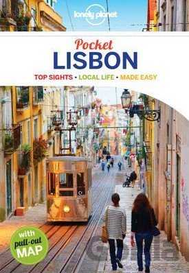 Kniha Lonely Planet Pocket: Lisbon - Kerry Christiani