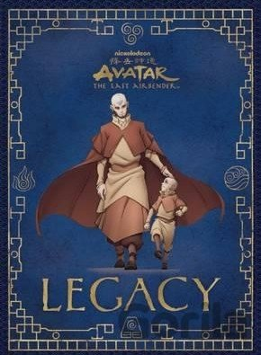 Kniha Avatar: The Last Airbender Journal - Michael Teitelbaum, Lawrence Christmas