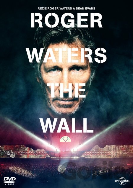 DVD Roger Waters The Wall - Roger Waters, Sean Evans
