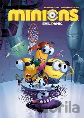Kniha Minions: Vol. 2 (Stephane Lapuss, Renaud Collin) (Paperback) - Stephane Lapluss, Renaud Collin