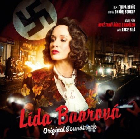 CD album OST: LIDA BAAROVA